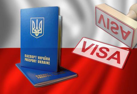 Документы на національну польську гостьову візу 365/365