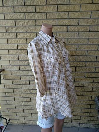 Рубашка женская коттоновая COMO, фото 2
