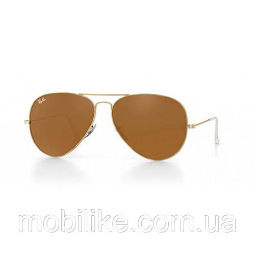 Очки Ray Ban Aviator (Brown Classic) (КОПИЯ)