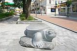 Скульптуры из гранита. Гранитный бюст, фото 5