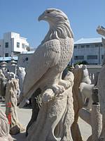 Скульптуры из гранита. Гранитный бюст, фото 1