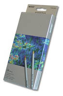 Карандаши цветные 24 цвета Raffine шестигранные Marco