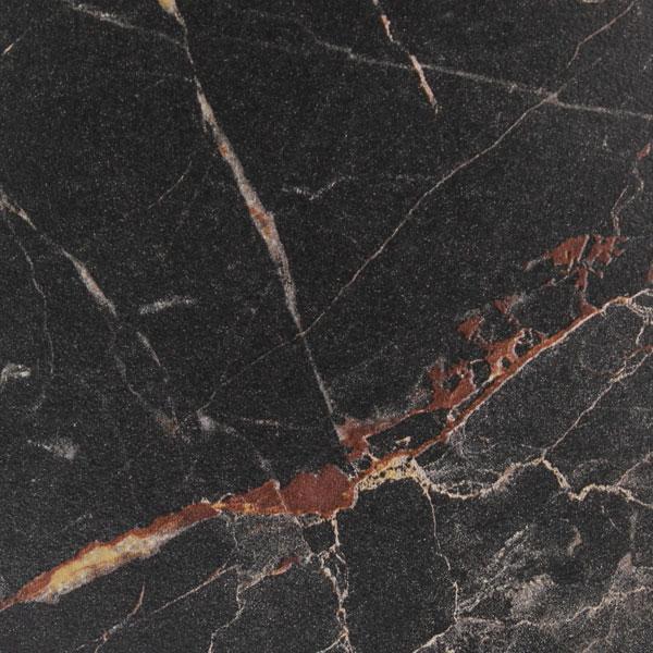 Столешница Swiss Krono 1024 PE Мрамор Черный 4100x600x38мм