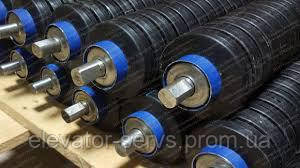 усиленные ролики ленточных конвейеров