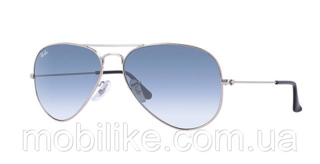 Очки Ray Ban Aviator (Grey Blue Gradient) (КОПИЯ) - mobiLike в Днепре d2bebbbacda24
