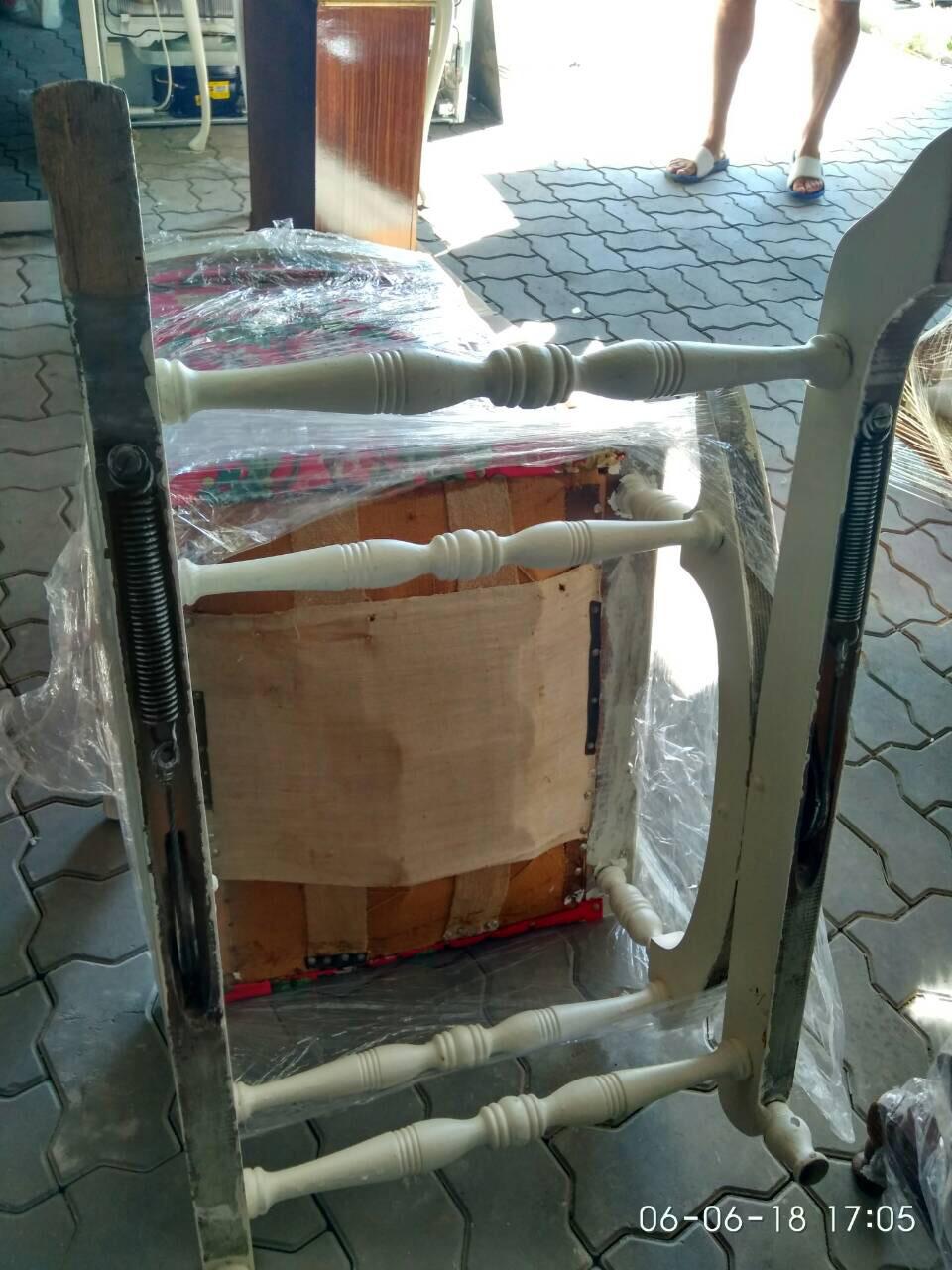 кресло качалка деревянное с механизмом устойчивостицена за 1 штуку