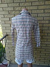 Рубашка женская коттоновая FLC, фото 2