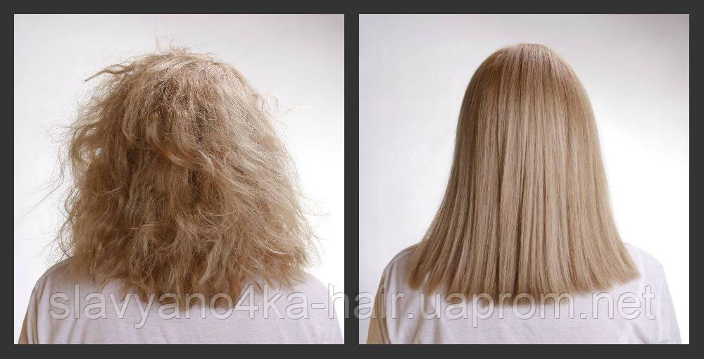 Бразильское лечение выпрямление волос