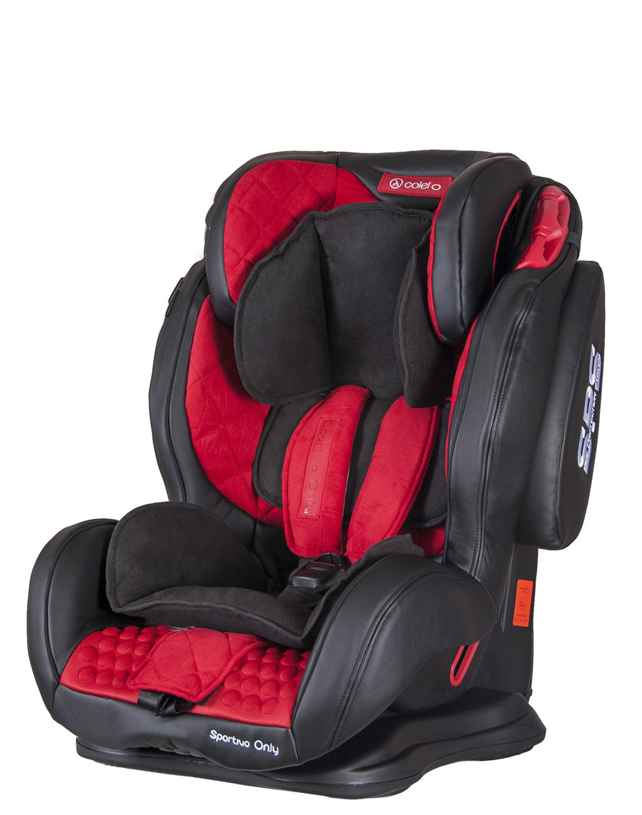 Детское автокресло Coletto Sportivo Only Isofix Red