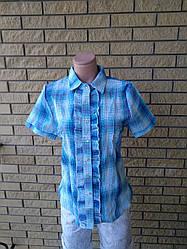 Рубашка женская коттоновая FASHION