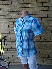 Рубашка женская коттоновая FASHION, фото 2