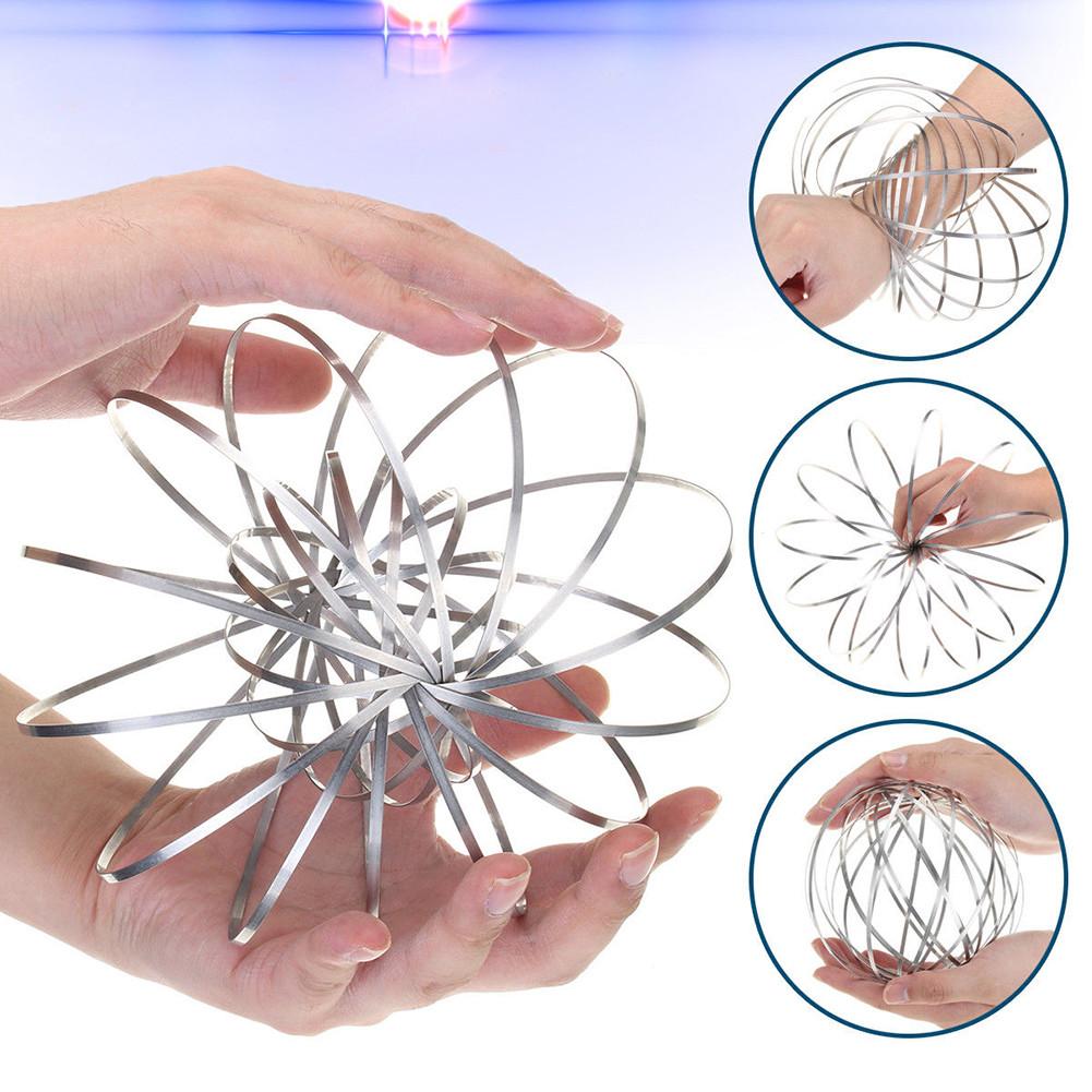 Кинетические кольца Magic Ring Toroflux, торофлакс
