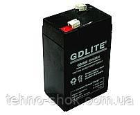 Акумуляторна батарея GD LITE 6v 4 Ah