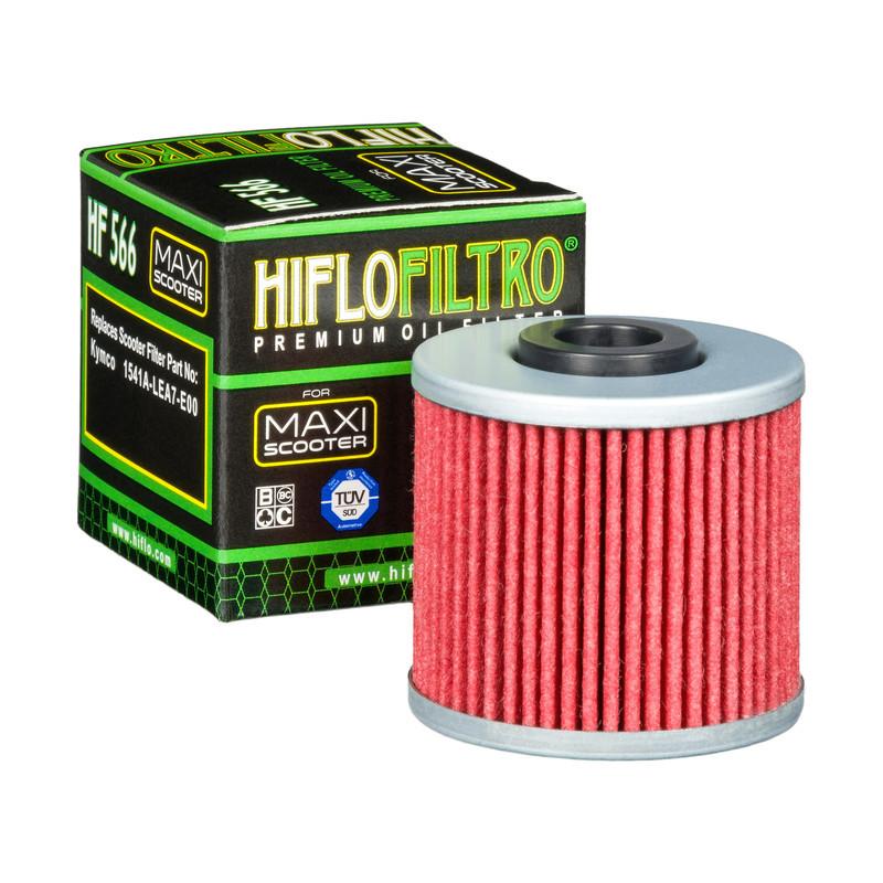 Масляный фильтр HF566