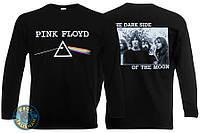 Футболка длинный рукав PINK FLOYD The Dark Side Of The Moon-2(призма)