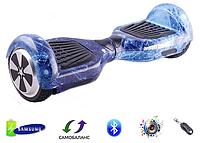 "Гироборд Smart Balance Wheel 6,5"" Original Космос (Синий)"