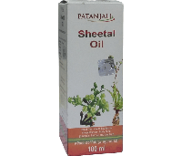 Масло, Шитал, Sheetal Oil, Patanjali /масло для волос и тела