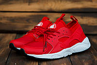 Кроссовки женские Nike Huarache 10393 найк найки хуарачи красные