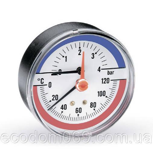 Watts F+R818 (TIM 80 0-6Bar 0-120°C) (Германия)