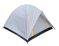 Палатка Treker MAT-119 трехместная, двухслойная туристическая, фото 1