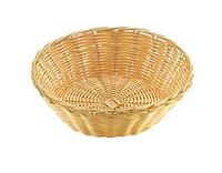 Корзинка для хлеба круглая d-240мм, h-50мм полипропилен Stalgast 361241
