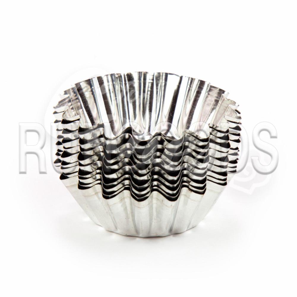 Форма кекс метал 10шт.