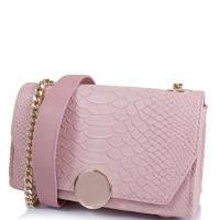 Сумка-клатч Amelie Galanti Женская мини-сумка из качественного кожезаменителя AMELIE GALANTI (АМЕЛИ ГАЛАНТИ) A1411931B-pink