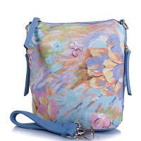 Сумка-планшет Amelie Galanti Женская сумка-планшет из качественного кожезаменителя AMELIE GALANTI (АМЕЛИ ГАЛАНТИ) A610-flower