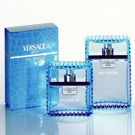 Versace Man Eau Fraiche туалетная вода 100 ml. (Тестер Версаче Мен ... 8719ad6524c50