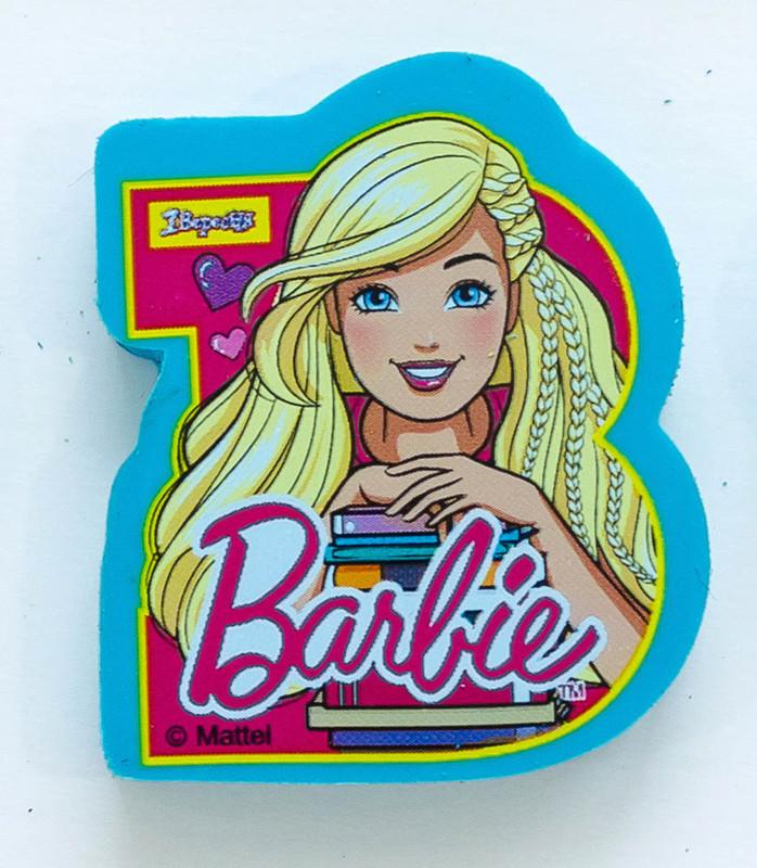 Ластик 1 Вересня Barbie 560353