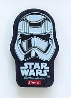 Ластик 1 Вересня Star wars черный 560375