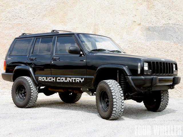 Cherokee (XJ) (1991-2001)