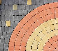РИМСКИЙ КАМЕНЬ (200Х100) тротуарная плитка
