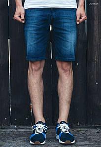 Мужские синие джинсовые шорты Staff mirand JSH0009