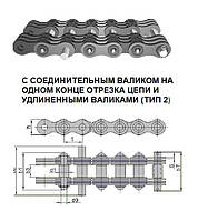 Цепи грузовые пластинчатые G 80-2-40