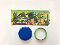 Стакан для письменных принадлежностей разборной  ''Ninja Turtles''