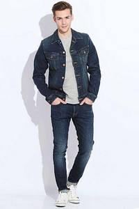 Куртка мужская джинсовая Lee.
