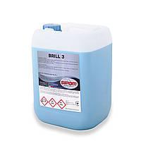 Полироль для пластика и пластмасс Sipom  BRIL 3, Канистра 10кг
