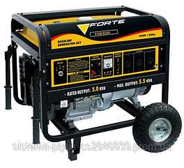 Генератор бензиновый FORTE FG6500