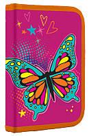 Пенал-книжка 1 Вересня 1 отд. 1 отв. Butterfly 531793