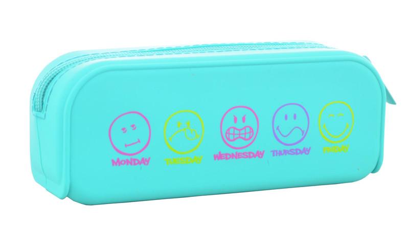 Пенал мягкий Yes Funny week Soft-touch 531950