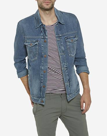 Куртка мужская джинсовая WRANGLER.