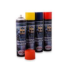 Полироль для пластика Sipom SHINY BLACK