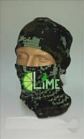 Шапка маска, камуфляж