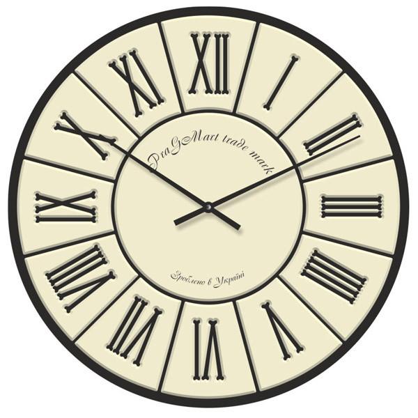 Годинник настінний PraGmart 226