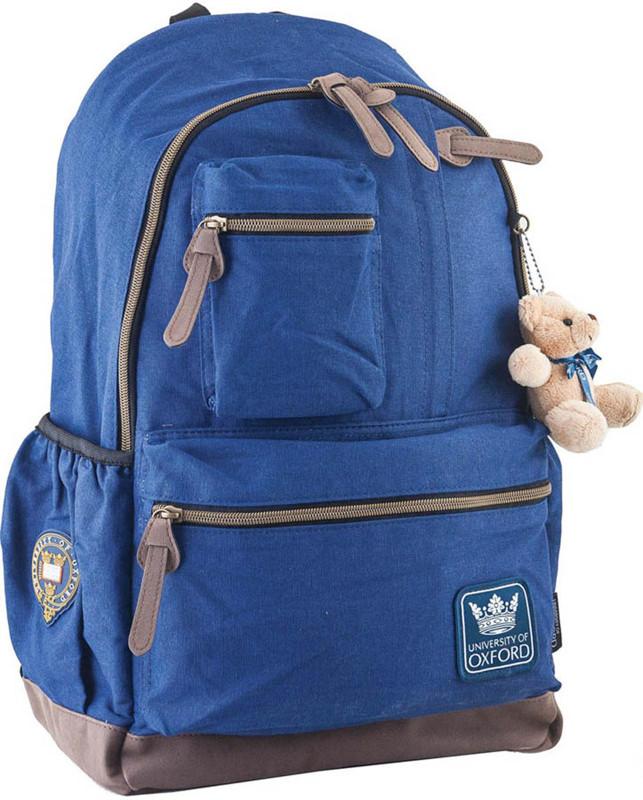 Рюкзак подростковый Yes OX 236 Oxford синий 554086