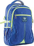 Рюкзак подростковый Yes OX 312 Oxford синий 554077