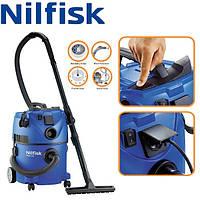 Пылесос для сухой и влажной уборки с функцией выдува Nilfisk Multi 20