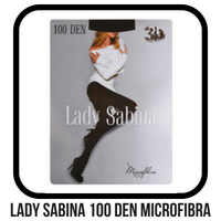 Lady sabina 100 den microfibra оптом