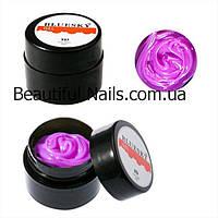Bluesky, гель-паста 5d 8ml (с липким слоем) цвет фиолетовый, №01, фото 1